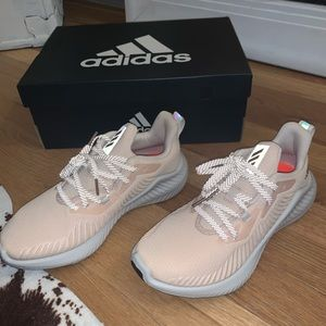Adidas Beige Sneakers (Brand New With Tags)